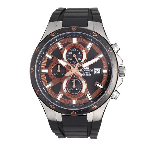 Active Chronograph Mens Watch (Casio Men's EFR519-1A5V Edifice Active Line Chronograph Analog Watch)