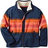Carter's Baby Boys' Knit Layering 225g619, Stripe, 18M