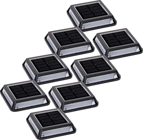 GreenLighting Solar 26 Lumen Path, Dock & Deck Light with White SMD LEDs (8 - Alert Deck