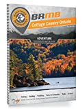 historic maps of canada - Cottage Country Ontario Backroad Mapbook (Backroad Map Books)