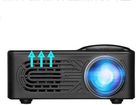 Yvsoo Mini Proyector, Proyector Portatil RD-814 HD Multimedia ...