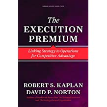 Amazon robert s kaplan kindle store the execution premium linking strategy to operations for competitive advantage fandeluxe Choice Image