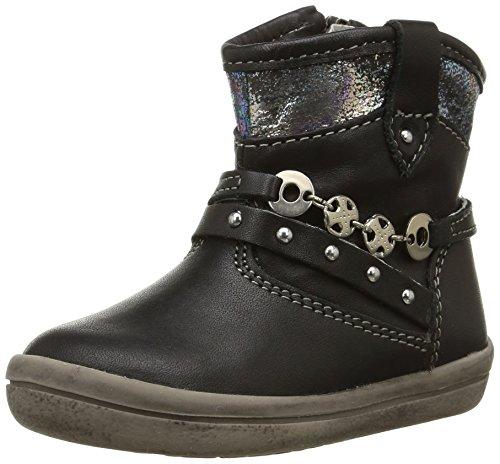 NoëlOsa - Zapatos de Bebé Bebé-Niños Negro - Noir (100 Noir)