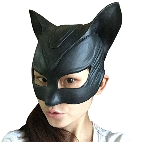 61f5099ffe Movie Batman Catwoman Rubber Latex Party Mask Halloween Lady Cosplay  Costume Prop - Buy Online in UAE. | Toy Products in the UAE - See Prices,  Reviews and ...