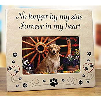 Amazon.com - Grasslands Road Pet Memorial Picture Frame, 4 by 6-Inch ...