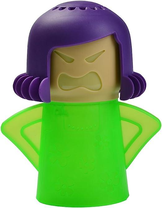 FOCCTS Angry Mama Limpiador de Microondas Limpiador de Vapor de ...
