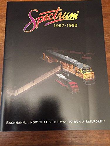Spectrum 1997 1998 Catalog