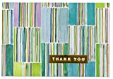 Best Peter Pauper Press Stationeries - Hampton Stripes Thank You Notes Review