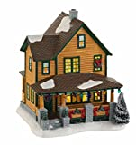 "Department 56 A Christmas Story ""Ralphie's House"" Lighted Building #4029245"