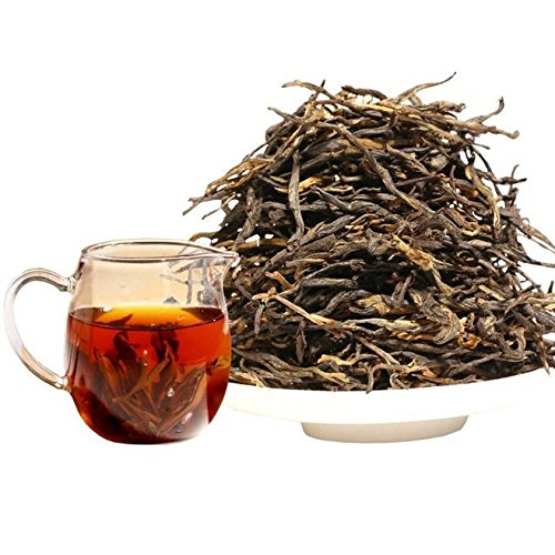 - Dian Mai Pine needles black tea classic 58 Yunnan Feng spring tea 2018 滇迈松针滇红茶经典58 云南凤庆2018年春茶 (250克)