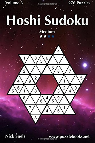 Download Hoshi Sudoku - Medium - Volume 3 - 276 Puzzles PDF