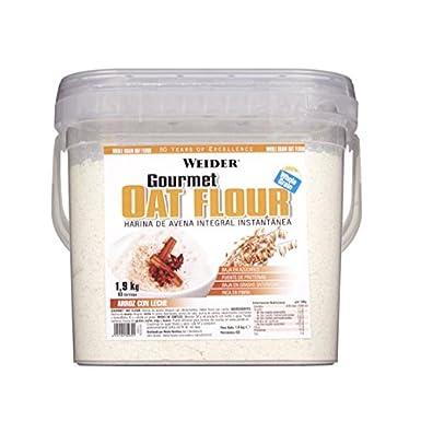 Weider Gourmet Oat Flour sabor Arroz con Leche - 1,9 Kg: Amazon.es: Alimentación y bebidas