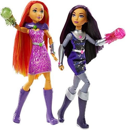 DC Super Hero Girls Intergalactic Sisters Blackfire & -