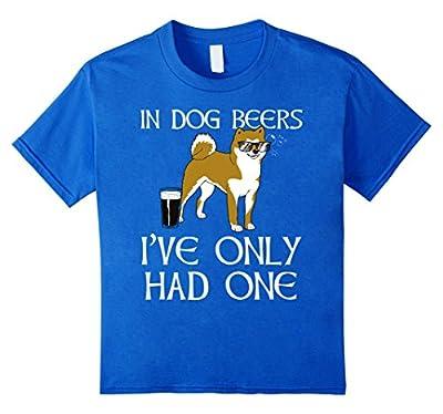 Shiba Inu T-Shirt - Funny St. Patrick's Day Irish Tee