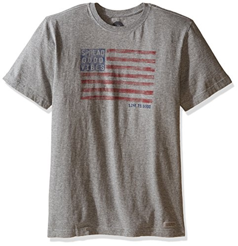 life-is-good-mens-good-vibes-flag-crusher-tee-heather-gray-x-large