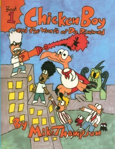 chicken boy and the mike - 8