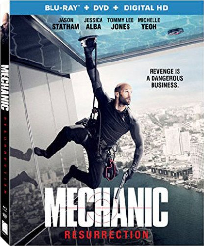 Blu-ray : Mechanic Resurrection (2 Pack, 2 Disc)