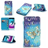 Galaxy J3/J310 2016 Case,Firefish [3D Printing] PU Leather - Best Reviews Guide