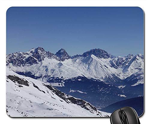 Mouse Pad - Ski Area Pizol Savognin Piz ()