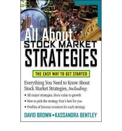 All About Stock Market Strategies: The Easy Way to Get Started (All About... (McGraw-Hill)) (Paperback) - Common