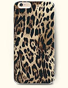 Beautiful Leopard Pattern - Animal Print - Phone Cover for Apple iPhone 6 Plus ( 5.5 inches ) - SevenArc Authentic...