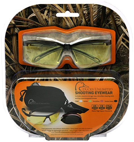 Ducks-Unlimited-Shooting-Eyewear-Kit-with-5-Interchangeable-Lenses-and-Protective-Case