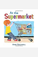 At the Supermarket Board book