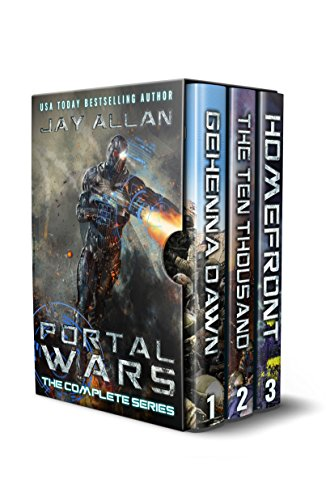 Portal Wars: The Trilogy (The Best Grammar Checker)