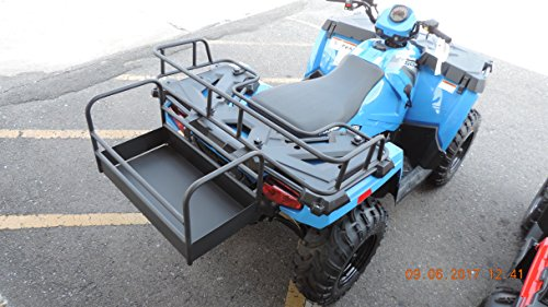 Polaris Sportsman S-3014 Sportsman Rear Rack with Drop Rack Basket by Hornet Outdoors