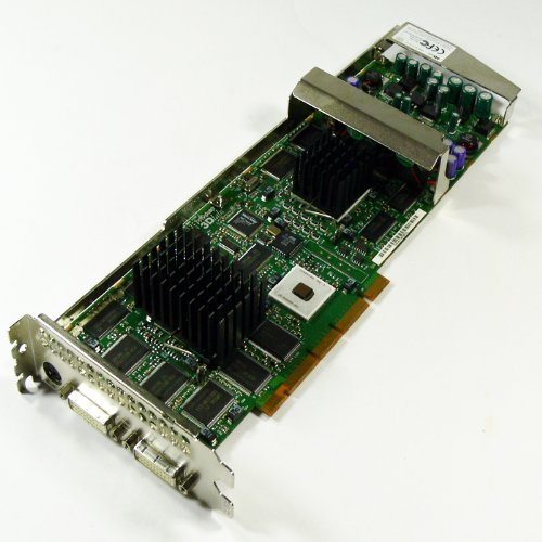 Agp Graphics Board - HP Genuine 3DLabs Wildcat III 6110 Extreme 3D 128MB SDR AGP (2xDVI-I/1x3-pin Mini Din) Analog/Digital Video Graphics Board - Refurbished - 54-001041-001