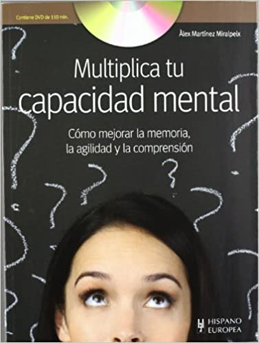 Multiplica tu capacidad mental (+DVD) (Spanish Edition)