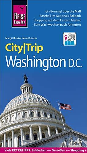 Reise Know-How CityTrip Washington D.C. (German Edition) (Mall Amerika)