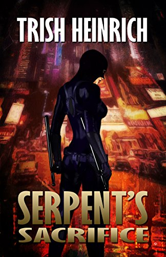 Serpent's Sacrifice (The Vigilantes, a Superhero Urban Fantasy Series Book 1) (English Edition)