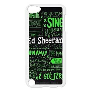 iPod Touch 5 Phone Cases White Ed Sheeran Quotes CBE003260