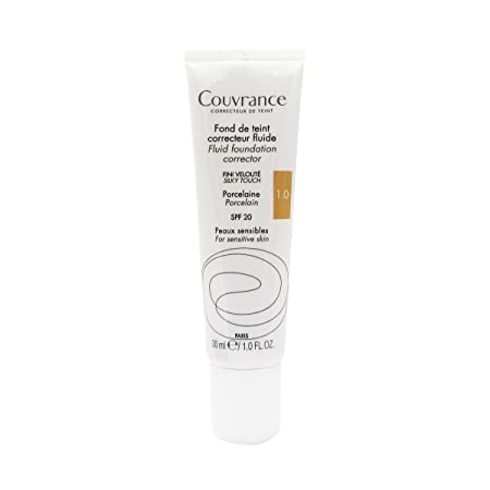 AVENE Couvrance korrigier.Make up Fluid porzell., 30 ml