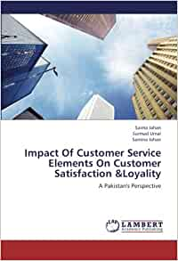 impact of employee satisfaction on customer Journal of asian scientific research 2(10):548-561 548 an impact of  employee satisfaction on customer satisfaction in service  sector.