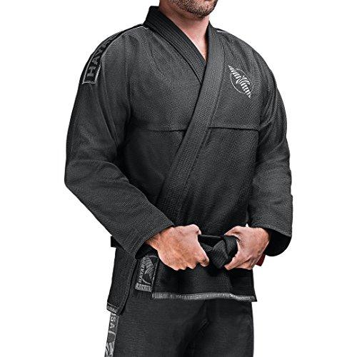 Hayabusa Lightweight Jiu Jitsu Gi (Black, - Hayabusa Guard Rash