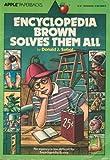 Encyclopedia Brown Solves Them All, Donald J. Sobol, 0590328840