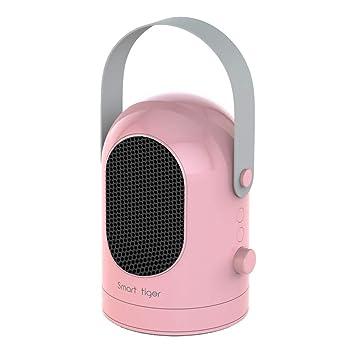 TAOtTAO Home Mini Calentador eléctrico Personal Ventilador ...