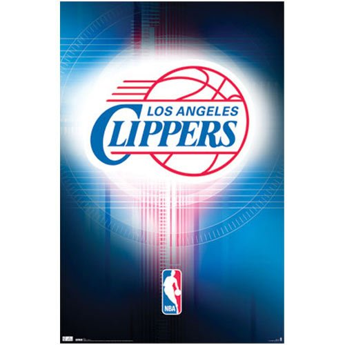 UPC 017681083796, Los Angeles Clippers Logo 2010 Sports Poster Pring