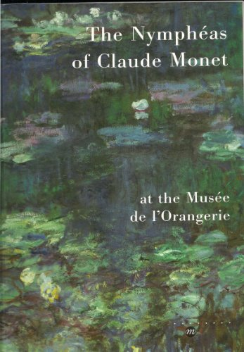 The Nympheas of Claude Monet at the Musee De l'Orangerie