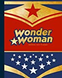 "Daily Planner - Personal: Day Planner ( Weekly at a glance layout with goals * Start any time of year * 52 spacious weeks * Large softback 8"" x 10"" ... Wonder Woman ] (Daily Planners & Organizers)"