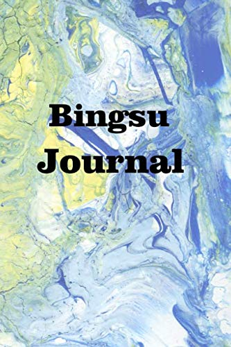 Bingsu Journal: Keep track of your favorite Bingsu recipes by Lawrence Westfall