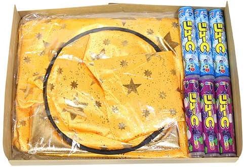 ハロウィン衣装付き お菓子セット(Bセット) おかしのマーチ