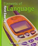 Elements of Language, O'Dell, 0030526639