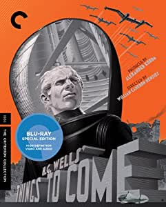 Things to Come (The Criterion Collection) [Blu-ray]