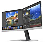 "Philips 19DP6QJNS 19"" x (2) Dual LED IPS Monitors, 5:4 Aspect Ratio,..."