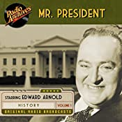Mr. President, Volume 1 | Jean Holloway, Bernard Dougall, Ira Marion