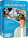 Software : Middle School Advantage 2010 [Old Version]