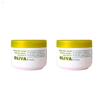 Olive Oil Intensive Rich Moisturizing Hand & Body Cream Treatment for Dry Skin with Karite and